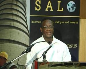 Hon. Godfrey Oliphant