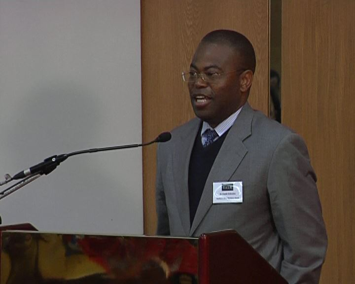 Dr Claude Kabemba