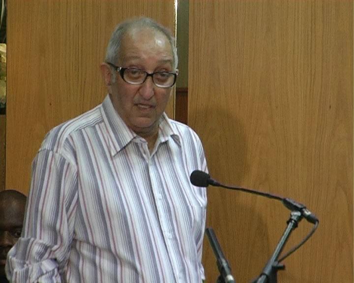 Mr Aziz Pahad