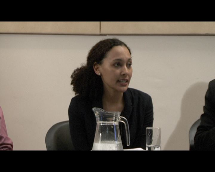 Advocate Sha'ista Kazee – SALO Board Member
