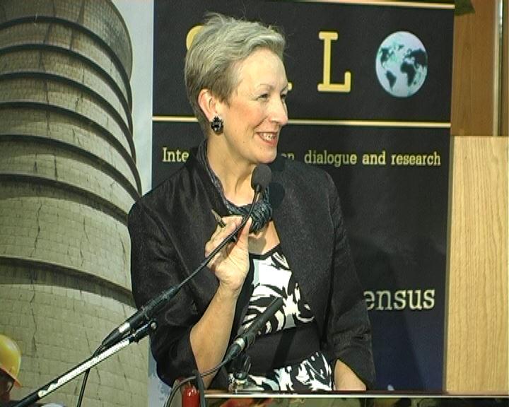 H.E.  Judith Macgregor