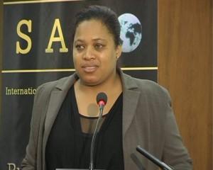 Mary da Silva, Human Rights Lawyer