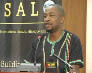 Mlungisi Makhanya, Secretary General People's United Democratic Movement (PUDEMO)