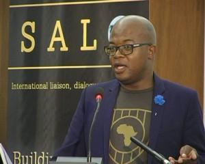 Muzi Masuku, Programme Officer, Open Society Initiative of Southern Africa (OSISA)