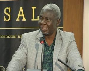 Prof Michelo Hansungule, Centre for Human Rights, University of Pretoria