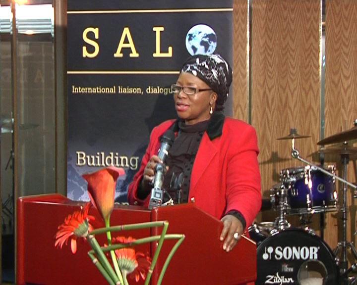 Ms. Hilda Phetoe