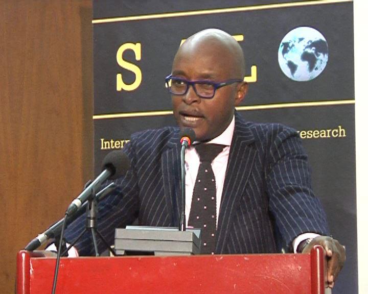 Simon Handy, Former Special Advisor to the UN Special Representative of the Secretary-General in CAR