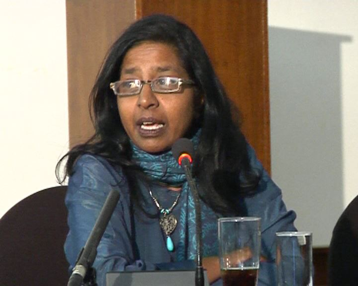 Venetia Govender, Director of Crisis Action, South Africa