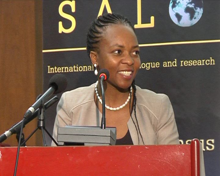 Molly Dhlamini, SALO Projects Manager