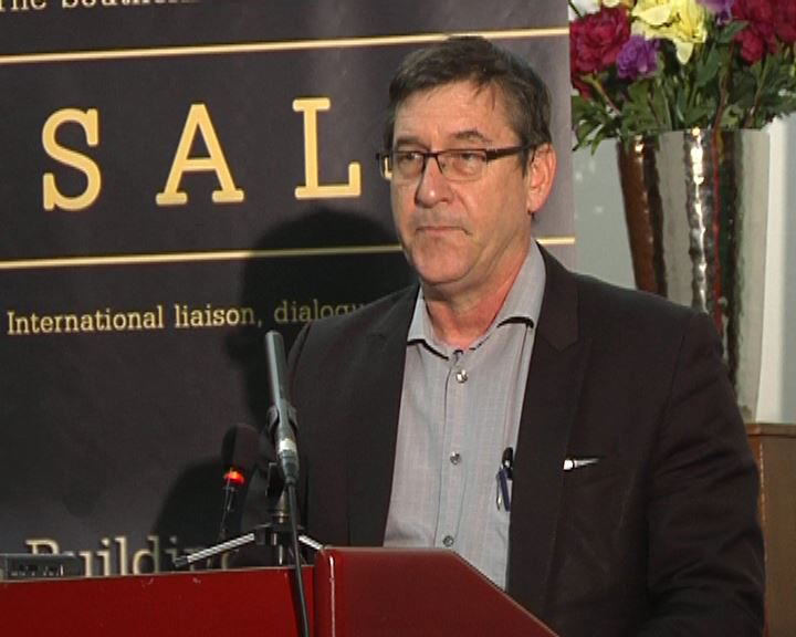 •Honourable John Jeffery , Deputy Minister, Department of Department of Justice and Constitutional Development