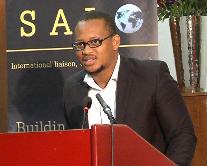 Chair: Mr Sambulo Mathebula, SALO
