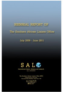 SALO Biennial Report July 2009-June 2011 FINAL-1
