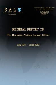 biennial 2011-2013