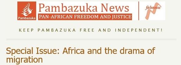 Pambazuka News