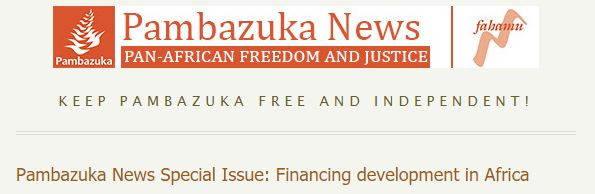 Pambazuka News JUNE