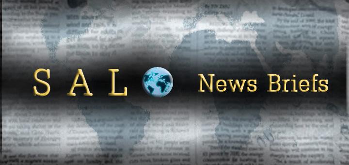 News Briefs 15 March 2019