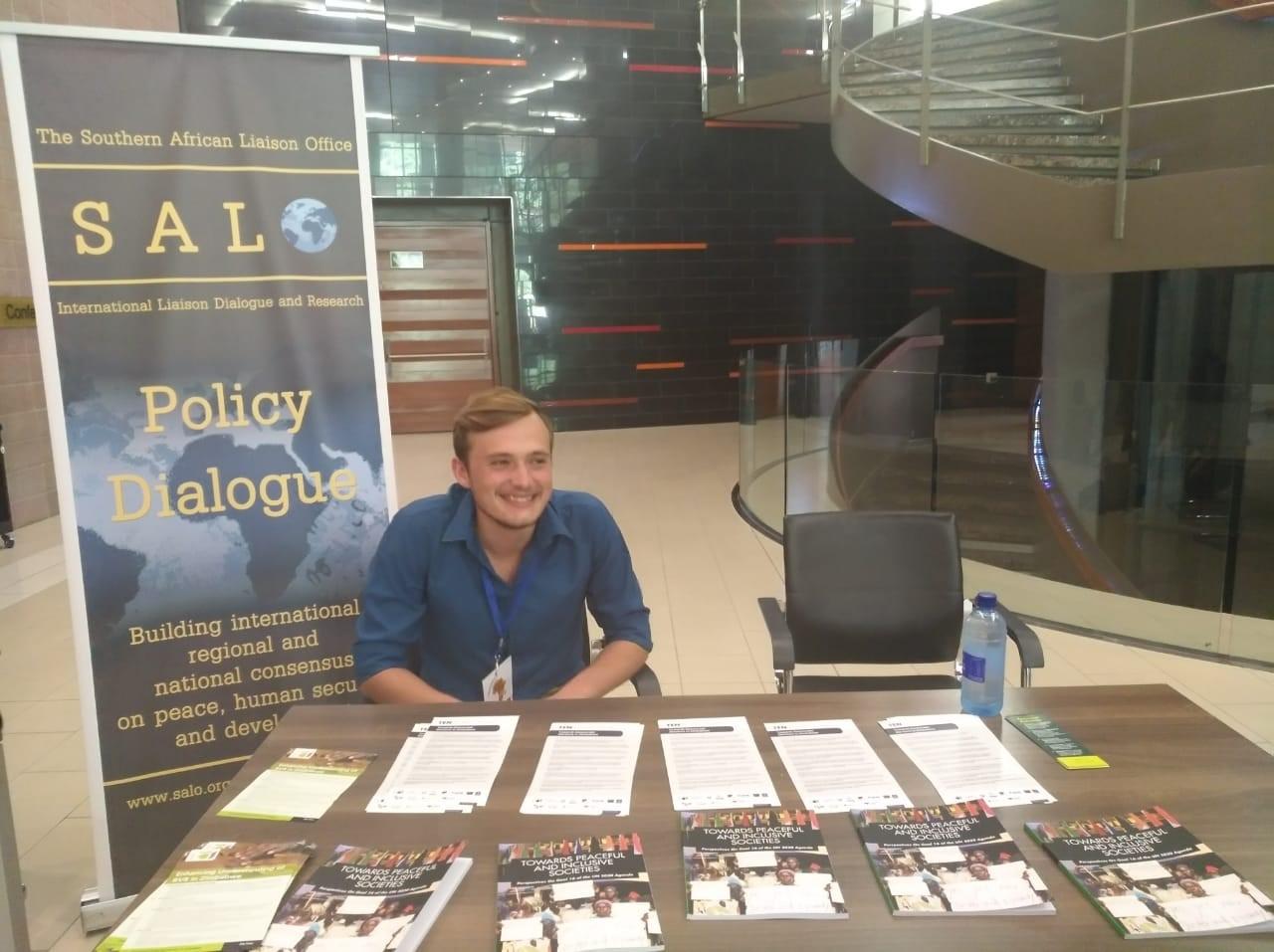 SALO at DIRCO conference