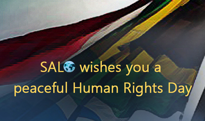 Celebrating South Africa's hard-won rights on Human Rights Day – 21 March 2019