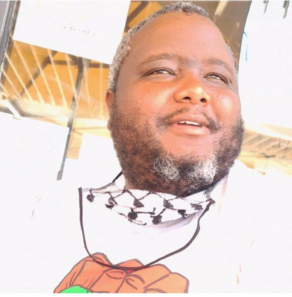 SALO  dips its banners to mourn the passing of  Comrade Khaya Xaba
