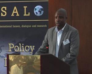 Deprose Muchena - Director, Amnesty International Southern Africa Regional Office