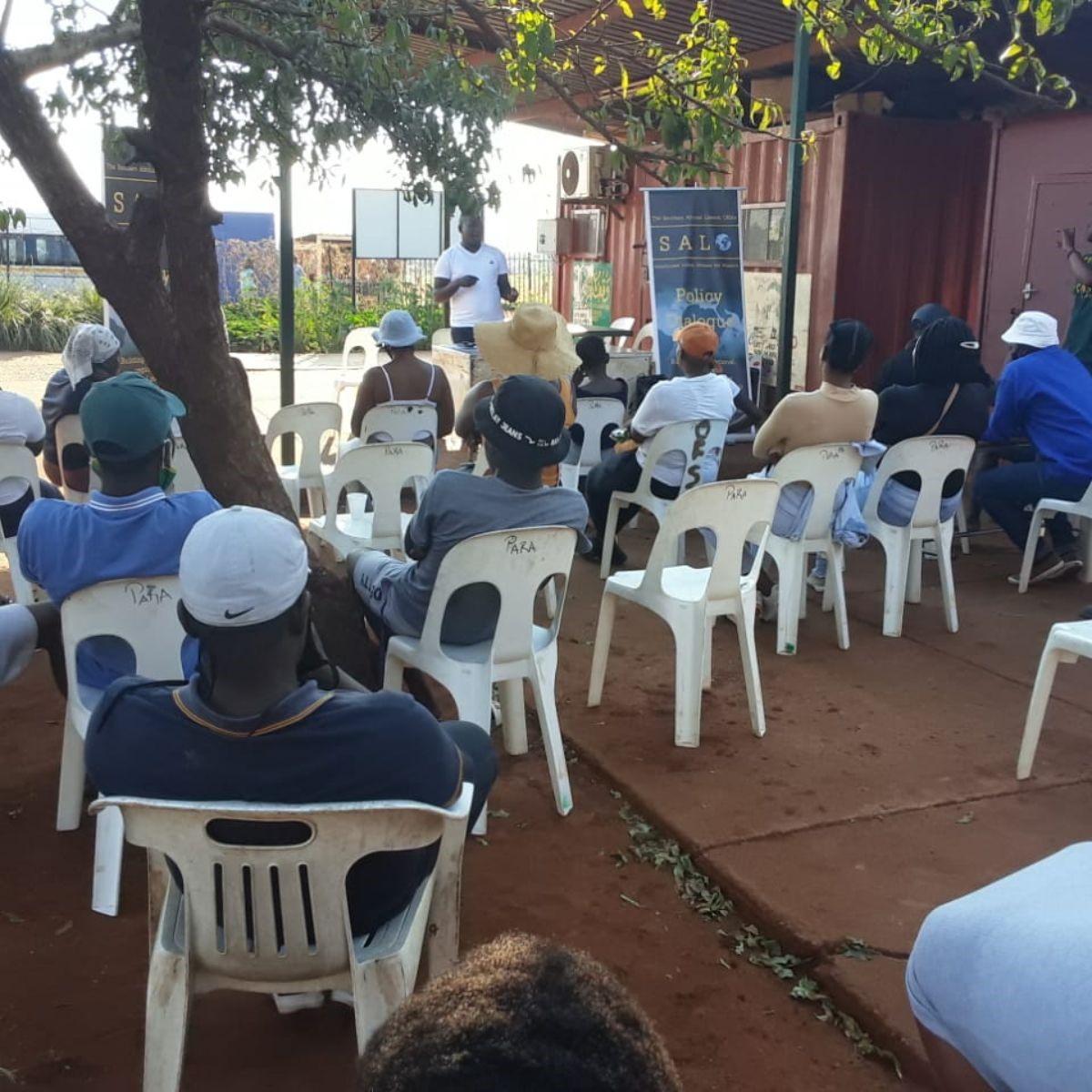 SALO Community Dialogue – 29 April 2021